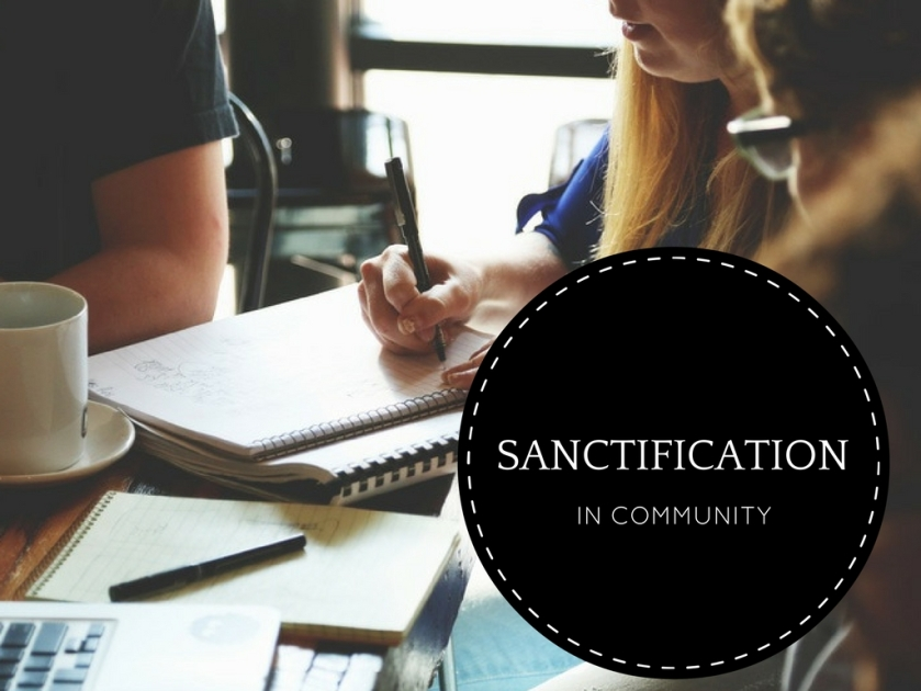 sanctificationincommunity