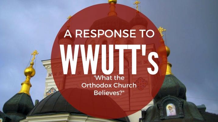 Response to WWUTT