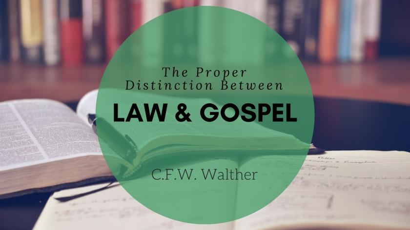 Law&Gospel