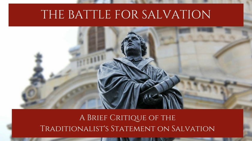 THe battle for salvation