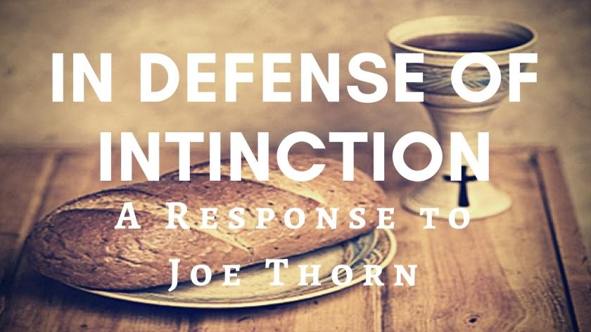 Intinction