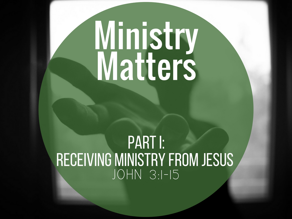 Ministry Matters 1
