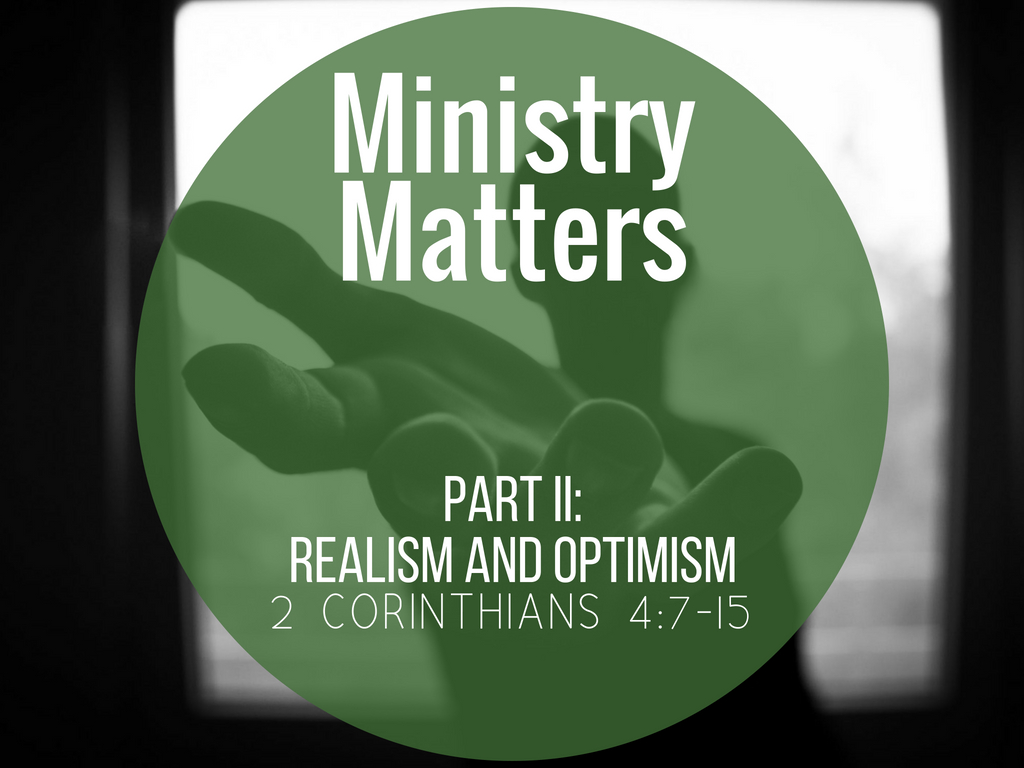 Ministry Matters 2
