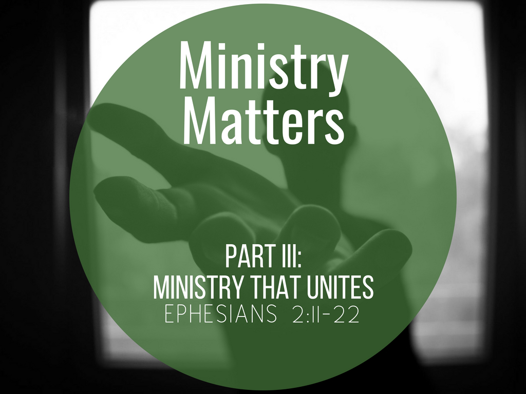 Ministry Matters 3
