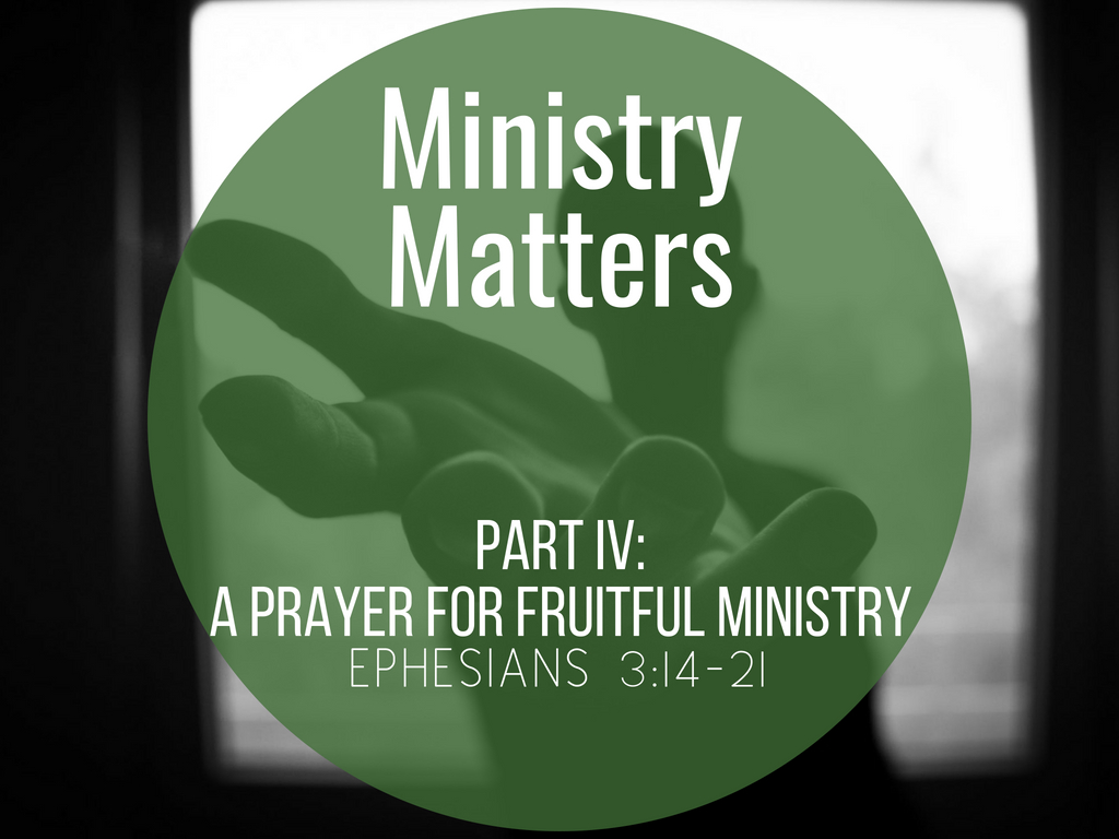 Ministry Matters 4